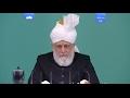 Freitagsansprache 03.02.2017 - Islam Ahmadiyya