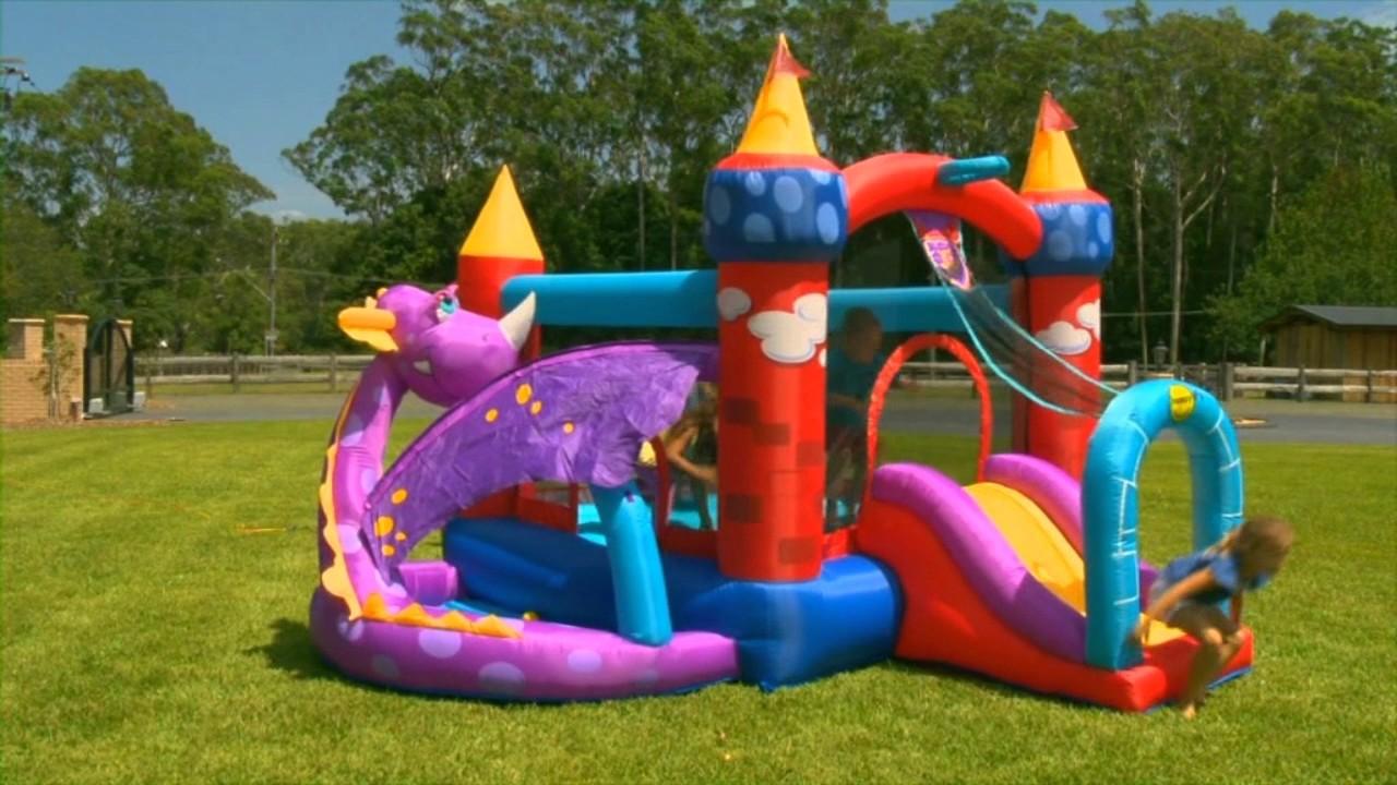 Children\u0026#39;s Bouncy Castles For Sale. - YouTube
