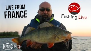 Fishing Live - Goes to France with Frédéric Jullian