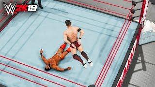 WWE 2K19 - Finn Balor vs Jinder Mahal Raw 3 Dec 2018
