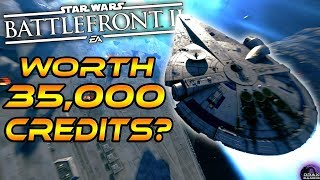DOMINATE WITH LANDO & L3's MILLENNIUM FALCON!!! | Cost Thoughts, Guide, & Tips (Battlefront 2)