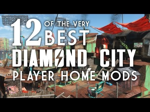 12 of the Best Diamond City Player Home Mods for Fallout 4
