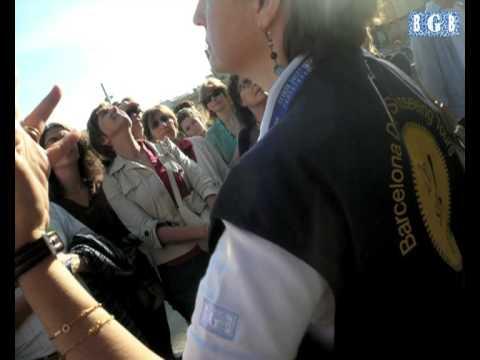 The Sagrada Familia video tour