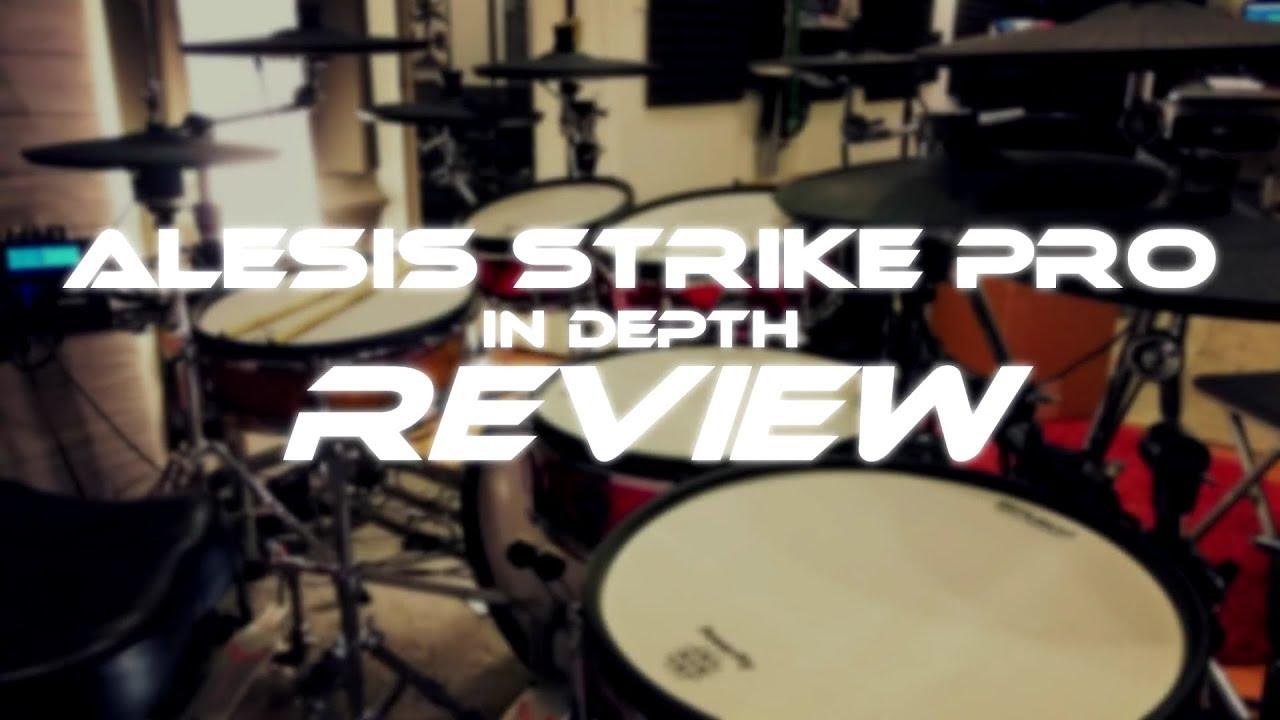 Alesis Strike Pro Review : alesis strike pro in depth review youtube ~ Russianpoet.info Haus und Dekorationen