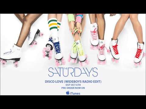 Disco Love (Wideboys Radio Edit)