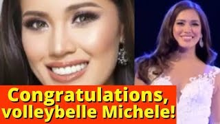 Michele Gumabao - Miss Globe 2018 Top 15 performance