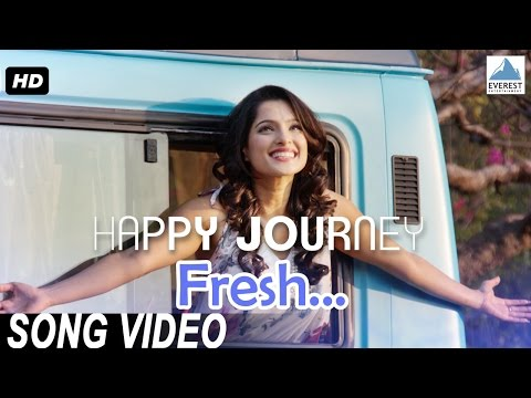 Fresh Song Video - Happy Journey | Marathi Songs | Priya Bapat, Atul Kulkarni, Shalmali Kholgade