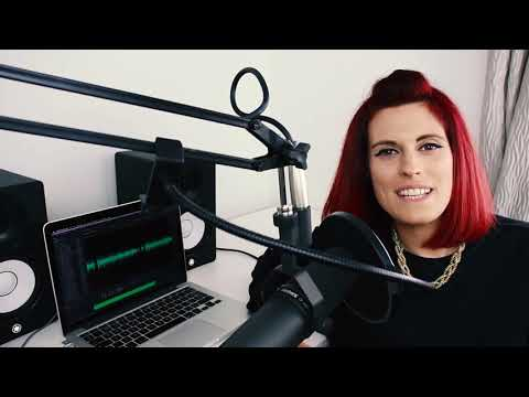 Using Adobe Audition for podcasting: Emma Victoria Houlton | Adobe Creative Cloud