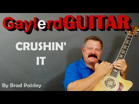 Crushin It Piano Chords Brad Paisley Khmer Chords