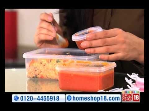 Homeshop18 Com Premium Kitchen Container Set Of 19 Pc By