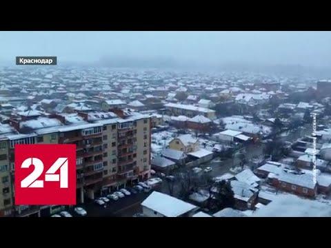 Аномальный январь: отыграется ли зима весной? - Россия 24
