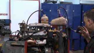 Vídeo 14 Comprobación del Circuito de Refrigeración