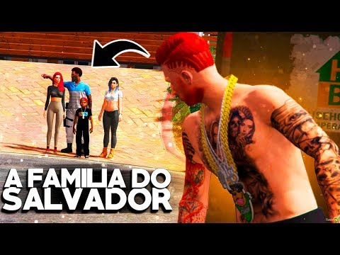 GTA V : VIDA DO CRIME | DESCOBRI O MAIOR SEGREDO DO SALVADOR! ELE ESTA NA MINHA MÃO!!😈 | EP#58