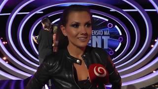Kúzelníčka Kelly o svojom finálovom čísle (ČESKO SLOVENSKO MÁ TALENT)