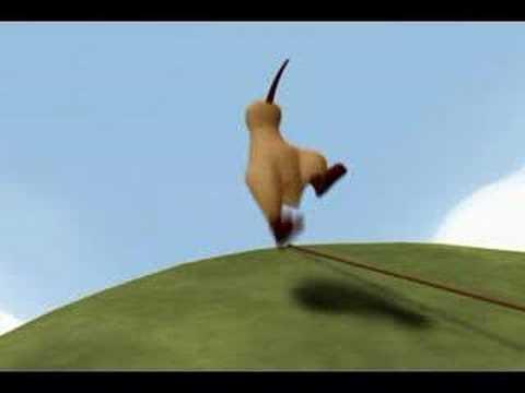 Мультфильм про птицу киви