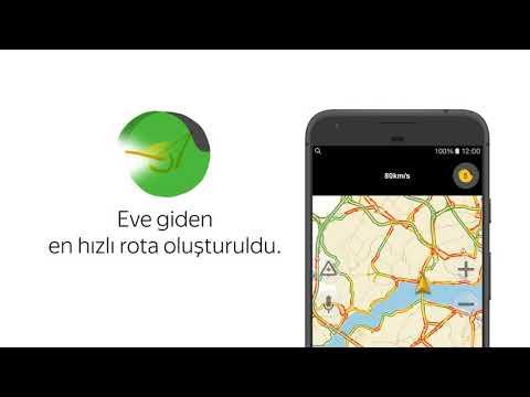 Yandex Navigasyon Trafik Gps Ve Haritalar Google Playde