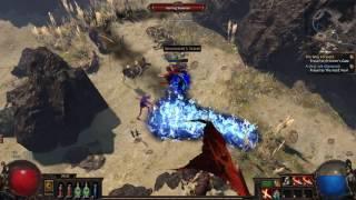 Path of Exile 3.0 - Gladiator Sunder Leveling