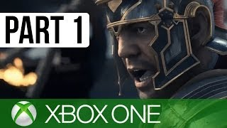 Ryse Son of Rome Gameplay Walkthrough Part 1 - Chapter 1: The Beginning (XBOX ONE Gameplay 1080p HD)