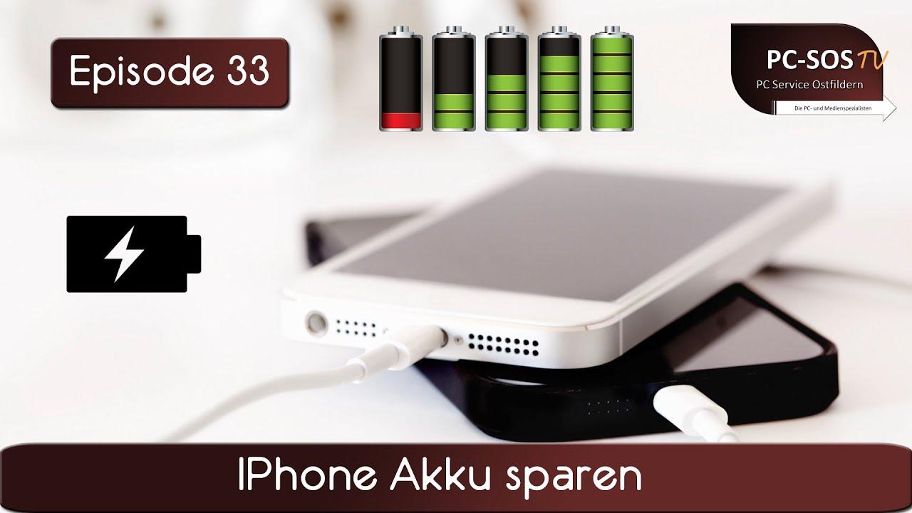 iphone 7 akku geht schnell leer