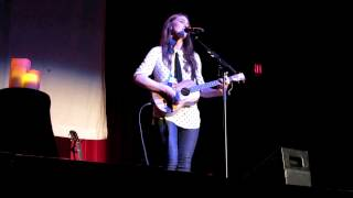Sara Bareilles - I Just Want You (Vancouver 5/9/13 The Brave Enough Tour)