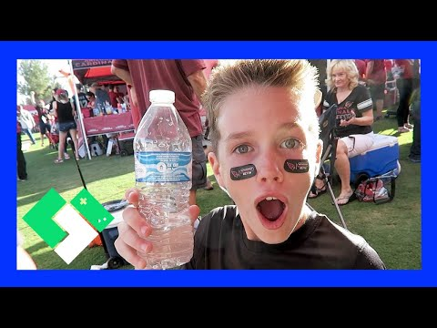 BOTTLE FLIPPING ON THE GREAT LAWN (Day 1667)