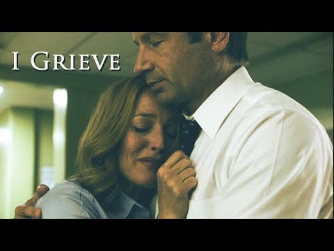 X-Files * I GRIEVE * Mulder/Scully/William *
