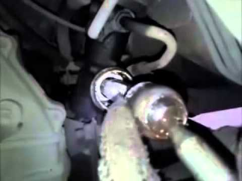RAV 4 замена рулевой тяги