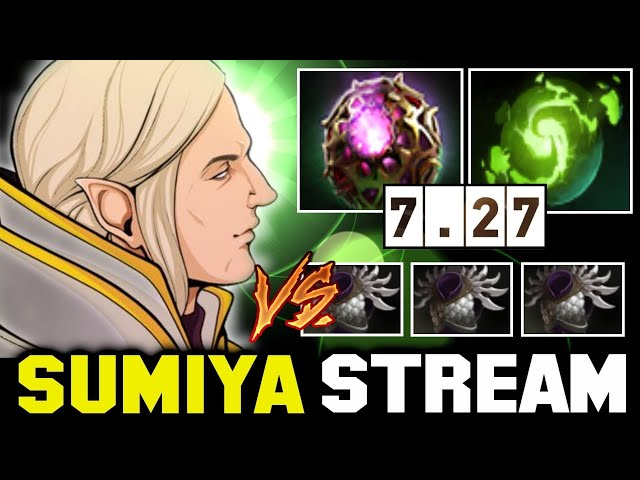 Invoker in New Patch is so Nice and fun   Sumiya Invoker Stream Moment #1567