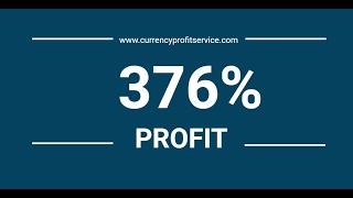 Verified profitable forex strategy     + 376%