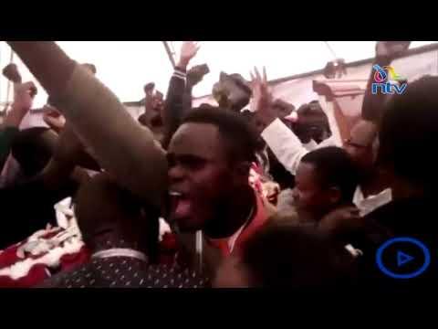 Rongo university students demand justice for slain Sharon Otieno