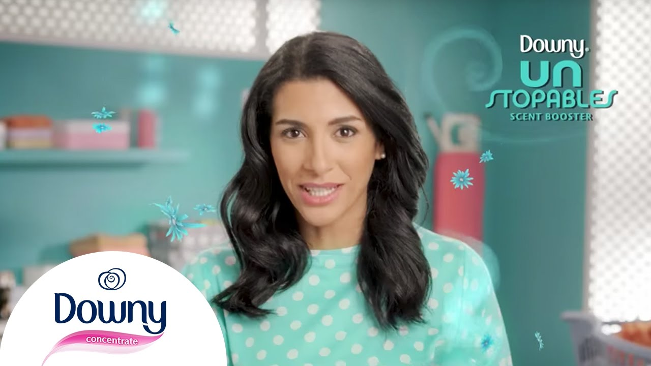 downy unstopables in wash scent booster youtube