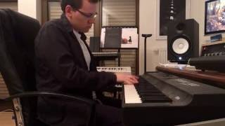"A piano solo performance of ""Cities"" by The Moody Blues. Here the f..."