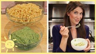 Meg | Healthy Pesto Recipe (with Greek Yogurt)