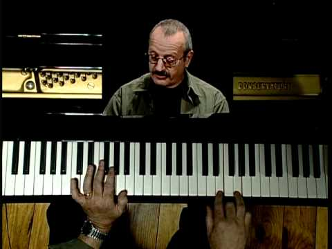 Learn to Play Blues Piano - DVD 1
