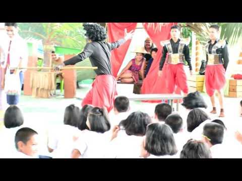 การแสดงละครเรื่องสังข์ทอง ตอน รจนาเลือกคู่ ของนักเรียนชั้นม.6 รร.วัดธรรมจริยาภิรมย์ ปี 2560