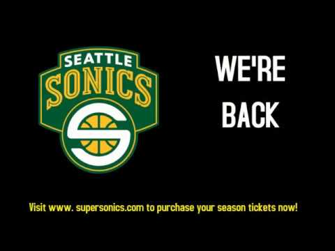 Seattle Supersonics Commercial