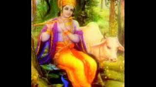 Adharam Madhuram Vadanam Madhuram - Lord Krishna Madhurashtakam -.flv