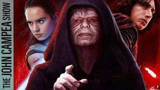 Emperor Palpatine In Star Wars Episode IX Reports - The John Campea Show