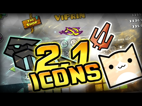 How to unlock all 2.1 icons