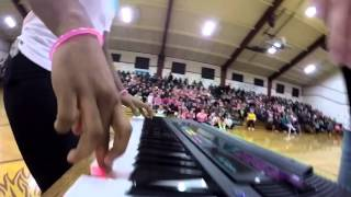 Mac Dre Played at High School Pep Rally