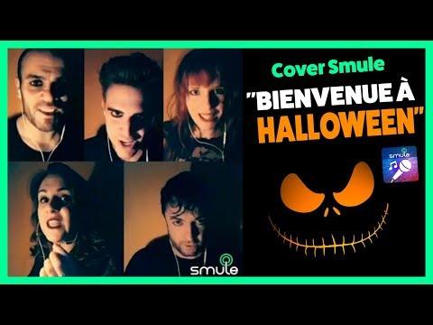 Bienvenue à Halloween (Cover Smule)