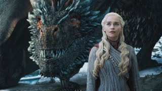 Game of Thrones 8x04 Daenerys and Dragons with her Army prepares to March to Kings Landing