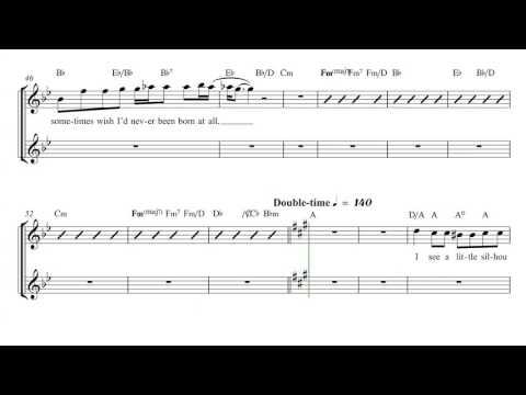 Flute - Bohemian Rhapsody - Queen Sheet Music, Chords, and Vocals