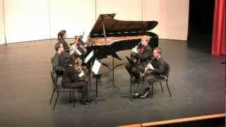 Mozart Quintet for Piano and Winds K. 452