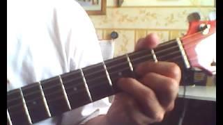 Улыбка. Аккорды на гитаре