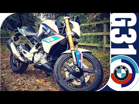 2017 BMW G 310 R | First Ride Review