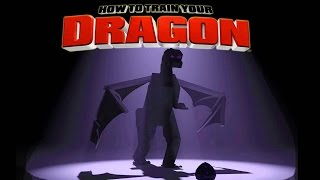 Minecraft - HOW TO TRAIN YOUR DRAGON - Dragon Egg Hunt[9]