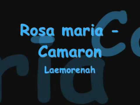 Rosa maria - Camaron de la isla