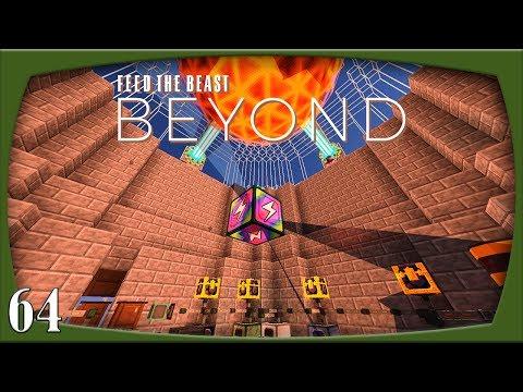 FTB Beyond (modded) - #064 - 25.000.000 RF mit dem Rainbow Generator [Deutsch]