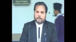 (Urdu) Christian Leader Guest at Jalsa Qadian 2010